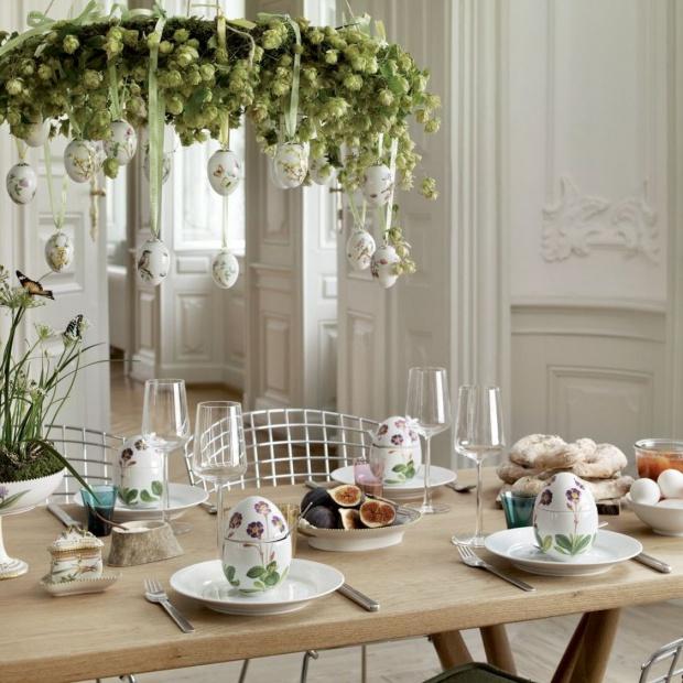 Wielkanocny stół: 12 pięknych aranżacji