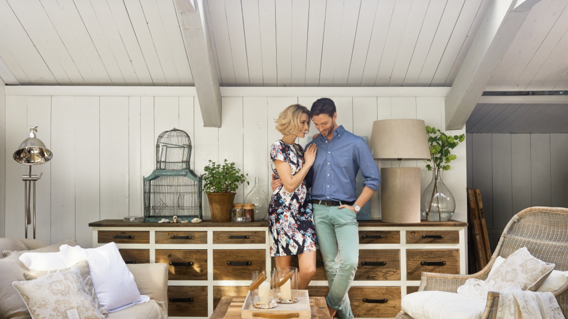 Nowa kolekcja House&More w stylu Hampton. Fot. House&More,