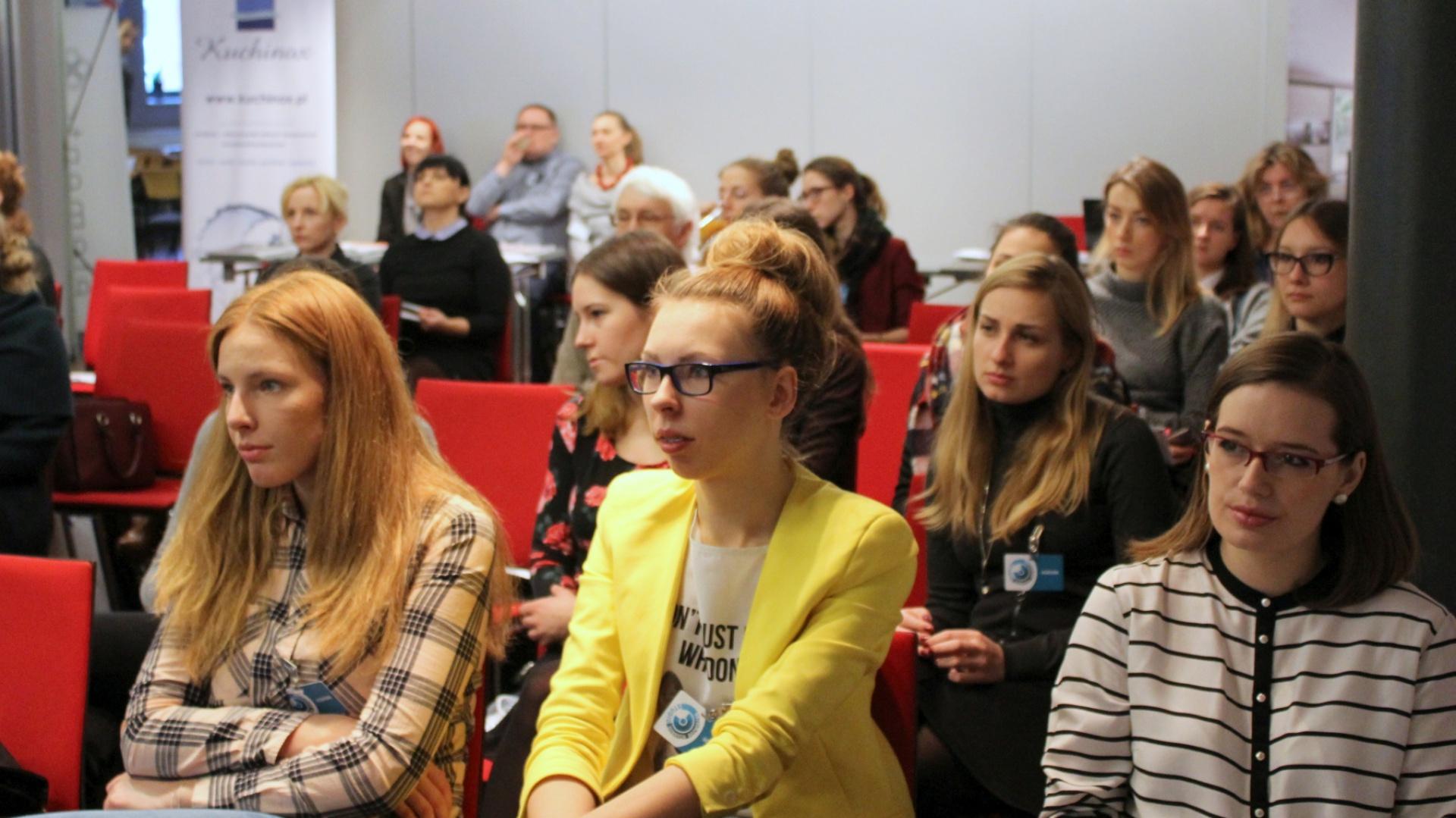 Łódzkie spotkanie było ósmym z cyklu Studia Dobrych Rozwiązań. Ale pierwszym w tym roku, inaugurującym warsztaty na 2016 rok. Fot. SDR