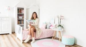 Modelka Kamila Szczawińska pracowała dla większości prestiżowych domów mody. Dzisiaj przedstawiamy pokój, który urządziła dla swojej córki Kalinki. Jak wam się podoba?
