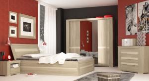 Nowoczesne meble do sypialni wyróżniają się prostą bryłą i geometryczną stylistyką. Są w zasadzie zupełnie pozbawione ozdób, dzięki temu nie przytłaczają wnętrza.