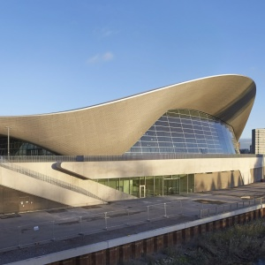 London Aquatics Centre. Fot. Hufton+Crow.