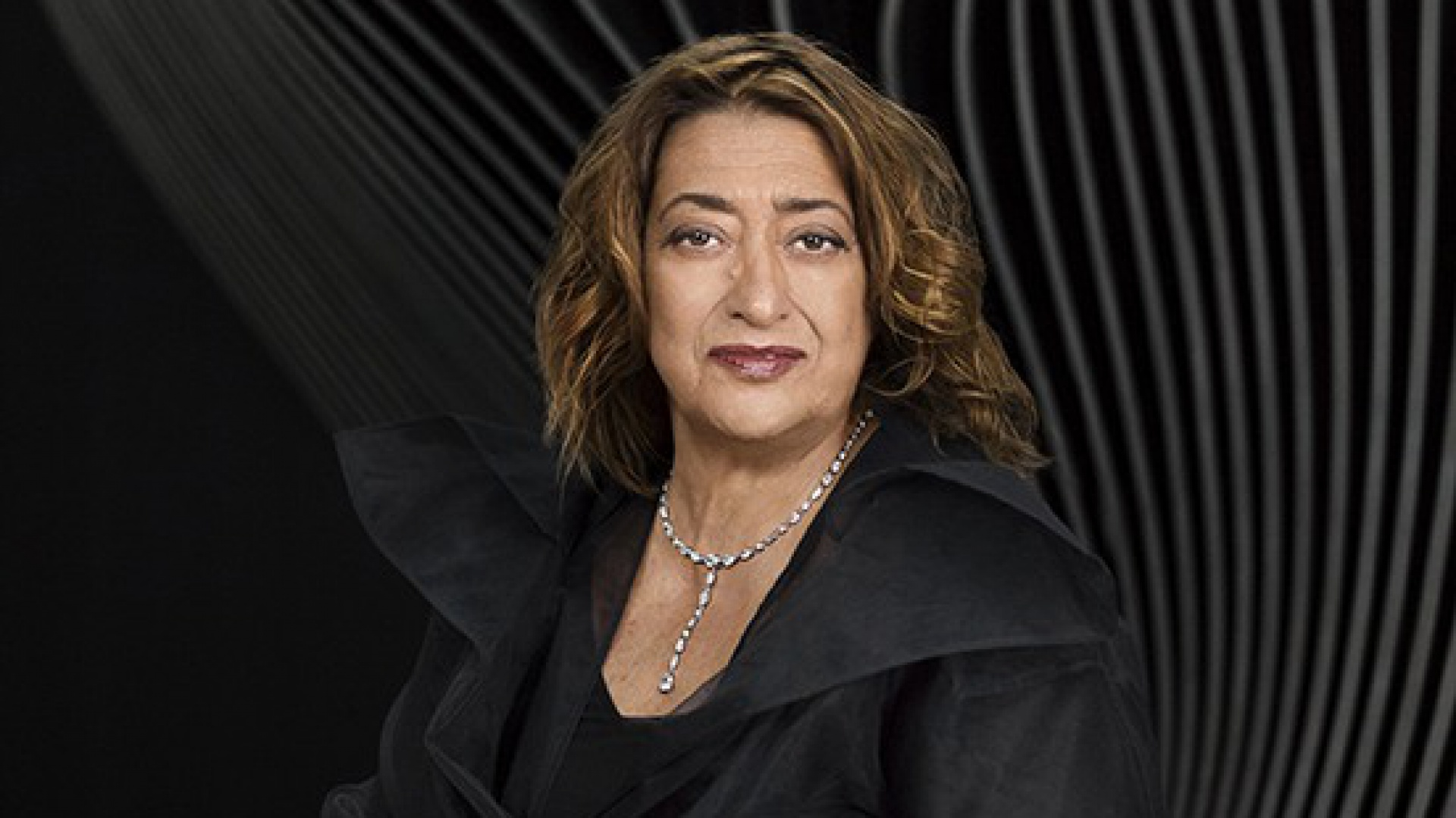 Zaha Hadid. Fot. © Mary Mccartney