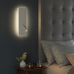 Kinkiet Edge Reader. Marka: Astro Lighting. Sprzedaż: Aurora Technika Świetlna (www.aurorats.pl).