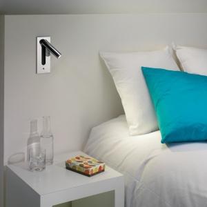 Światło do czytania w łóżku