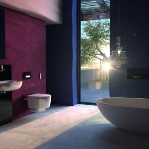 Łazienka - Wybór Roku 2016 - wyróżnienie w kategorii wyroby sanitarne z ceramiki i innych materiałów - toaleta AquaClean Mera, prod. Geberit