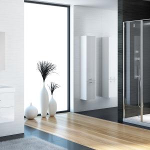 Łazienka - Wybór Roku 2016 - wyróżnienie w kategorii kabiny prysznicowe - kabina Perfecta, prod. New Trendy