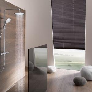 Nagroda główna Łazienka - Wybór Roku 2016 w kategorii panele i zestawy prysznicowe - Kludi Freshline Dual Shower System, prod. Kludi