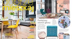 Właśnie ukazało się najnowsze wydanie magazynu Dobrze Mieszkaj. Tematem numeru3-2016 jest kuchnia.