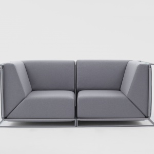 Sofa Floating projektu Philippe Nigro. Fot. Comforty.