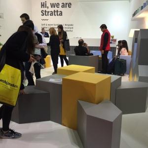 Tak prezentują się wystawcy w Mediolanie. Jakie trendy? [fotorelacja]
