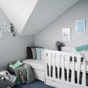 Pomysł na pokój dla niemowlaka: propozycja dla chłopca