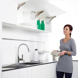 Modna kuchnia – wymieniamy akcesoria  meblowe