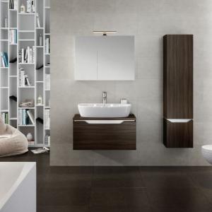 Uzupełniając dotychczasową ofertę ceramiki łazienkowej, nowe bezkołnierzowe odpowiedniki zastosowano w trzech seriach Opoczno, m.in.  Street Fusion. Fot. Opoczno