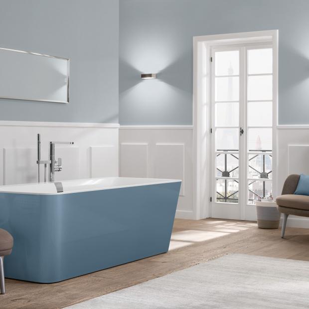 Kąpiel w kolorze - nowe wanny znanej marki