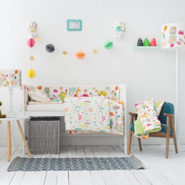 Odmień pokój dziecka na wiosnę: nasze propozycje