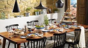 Wiosna to idealny pretekst do spotkań w gronie rodziny i przyjaciół przy stole. Zobaczcie, jak stworzyć piękną aranżację stołunawiązującą do najlepszych włoskich tradycji.