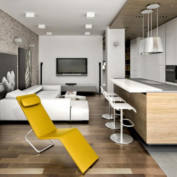Zobacz 15 projektów wnętrz w stylu nowoczesnym
