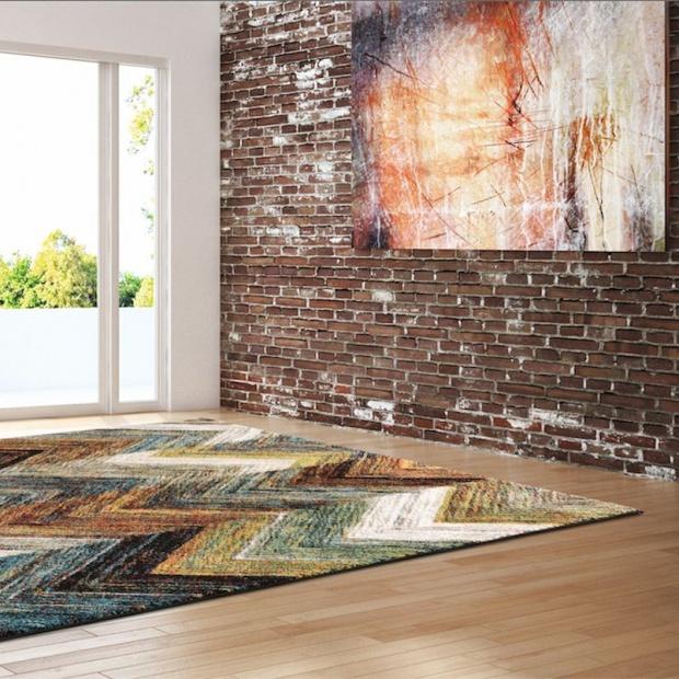 Dywany w stylu etno: idealne do nowoczesnych wnętrz