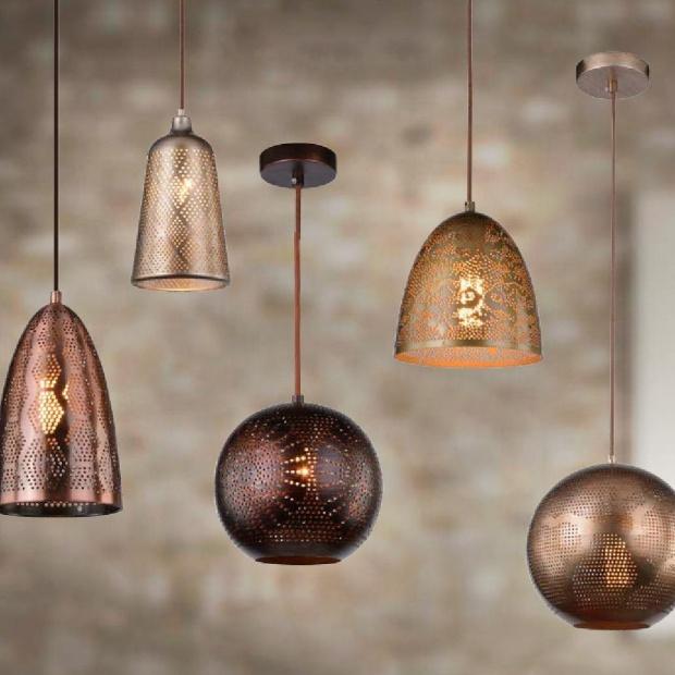 W duchu orientu – nowe lampy Sfinks
