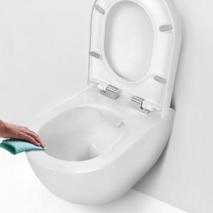 Bezrantowa toaleta Peonia Zero: maksimum higieny bez wysiłku