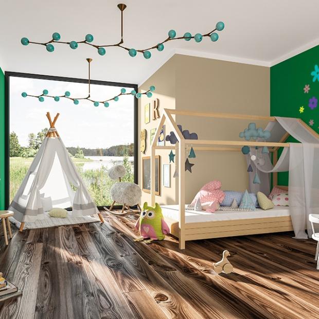 Bajkowy pokój dziecka - proste sposoby na udaną metamorfozę