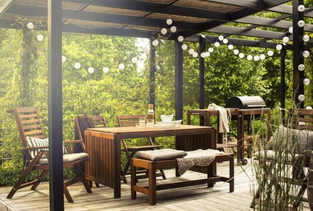 199102 620 Bahçe ve Balkon Mobilyaları 2017  2018