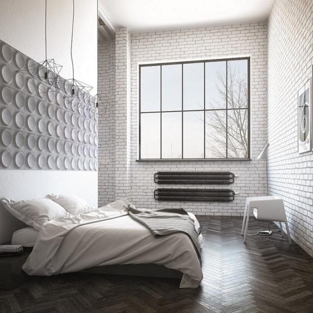 Modne ściany: postaw na efekt 3D