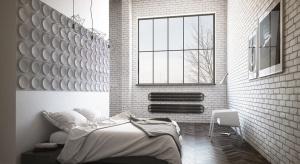 Zastanawiacie się jak modnie wykończyć ścianę? Postawcie na płytki z geometrycznym efektem 3D.