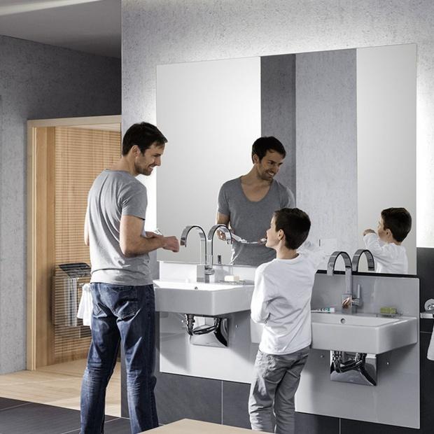 Nowoczesna łazienka: przystosuj ją do potrzeb całej rodziny