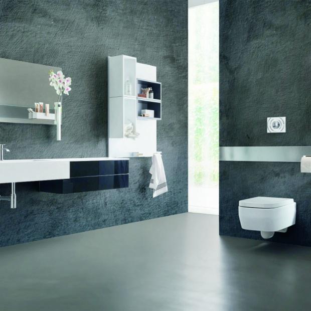 Magnetyczne meble i wieszaki w łazience