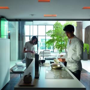 Kuchnia - centrum domowego życia