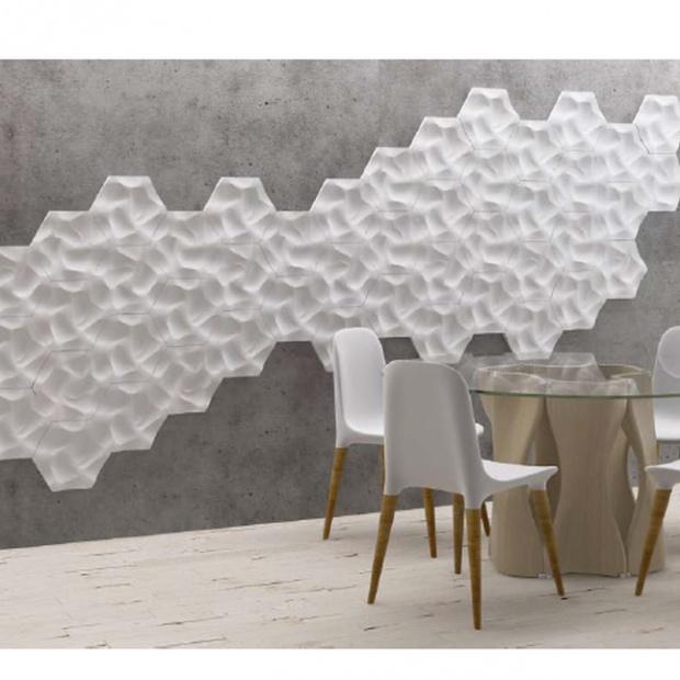 Mac Stopa zaprojektował dekoracje ścian. Zobacz jakie!