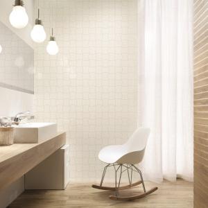 Kolekcja płytek łazienkowych Royal Place to nowość marki Tubądzin. Fot. Tubądzin