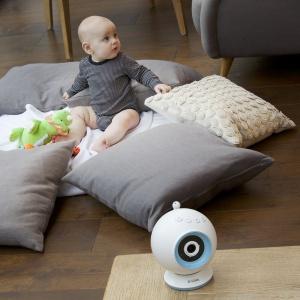 Jeśli maluch ma problemy z zaśnięciem, elektroniczna niania zagra kołysankę. Fot. D-link