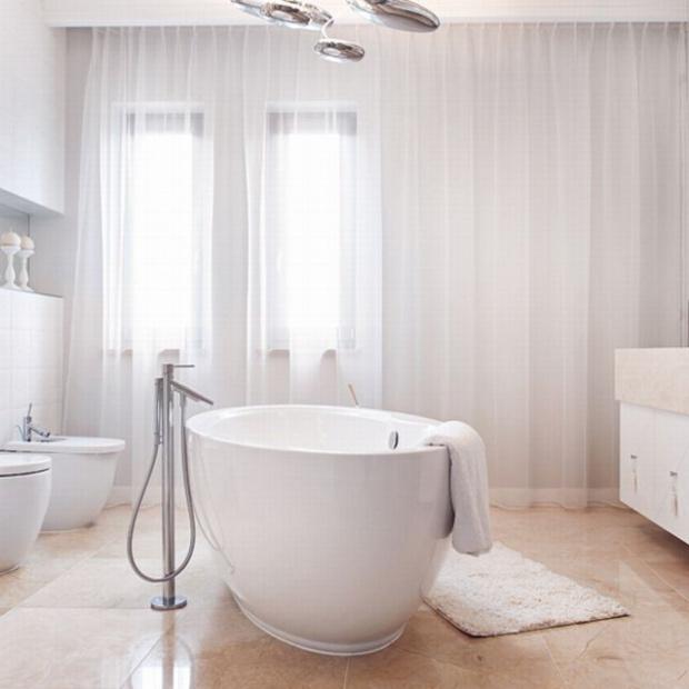 10 projektów łazienek – zobacz co proponują architekci wnętrz