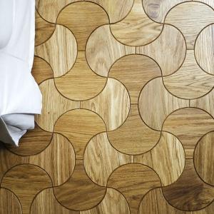 Na zdjęciu klepka parkietowa Scale. Fot. Dudzisz Wood and Floor