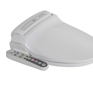 Prestige BB-800 to automatyczna deska myjąca z nowoczesnym panelem sterowania z polskimi oznaczeniami, pozwalającym na łatwą i intuicyjną jego obsługę. Możliwość uruchomienia 4 programów: mycie wodą intymnych obszarów ciała, higieny intymnej kobiet, lewatywy i suszenia ciepłym powietrzem. Cena 2.199 zł. Fot. BioBidet
