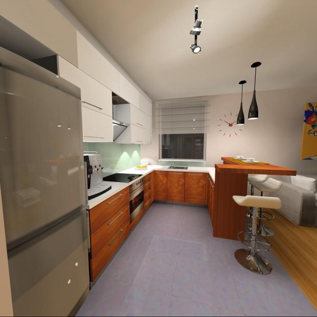 Jak oddzielić salon od kuchni? Radzi architekt Maciejka Peszyńska-Drews