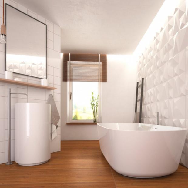 Nowości do łazienki: fugi do płytek w 40 kolorach
