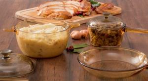 Wybierając naczynia kuchenne mamy wiele możliwości: stal nierdzewna, aluminium, powłoka nieprzywierająca.A co powiecie na przezroczyste i trwałe szkło ceramiczne?