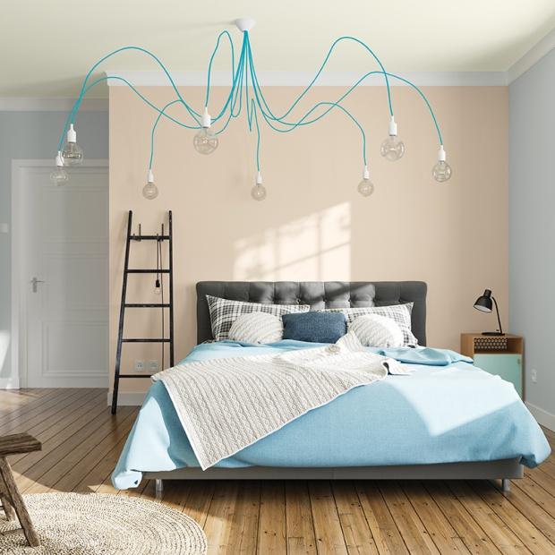 Małe mieszkanie - pomysły jak rozjaśnić ciemne wnętrza