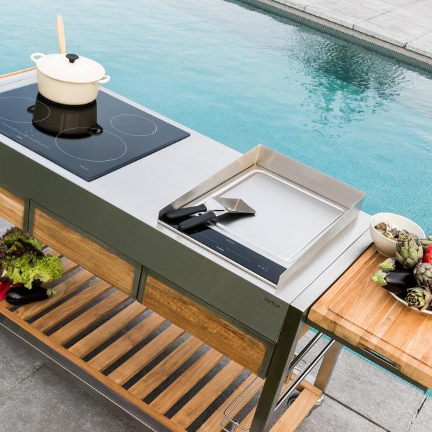 Mobilna kuchnia: świetny sposób na gotowanie na świeżym powietrzu