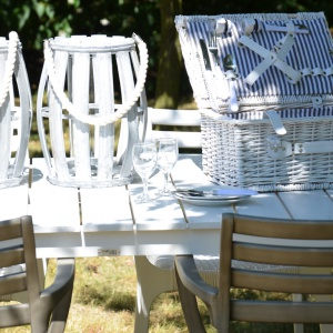Z oferty House&More: kosz piknikowy 225 zł.