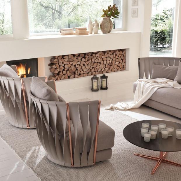 Ekskluzywne wnętrza: zobacz piękne meble w stylu włoskim