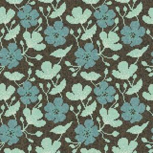 Mozaika zainspirowana japońskim kwiatem wiśni. Fot. Mosaico+