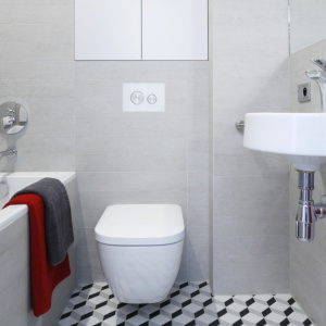 Szara łazienka - jak ją zaaranżować?