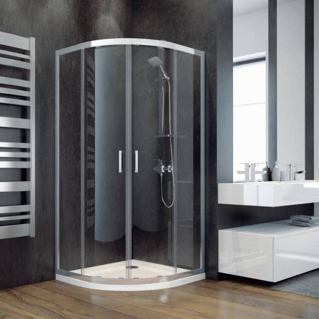 10 najmodniejszych modeli kabin prysznicowych do łazienki