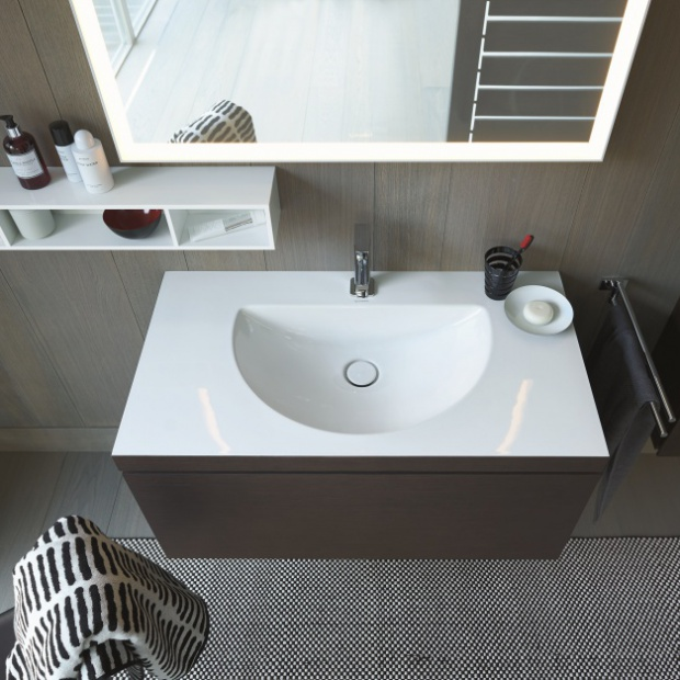 Umywalka z szafką – idealne połączenie