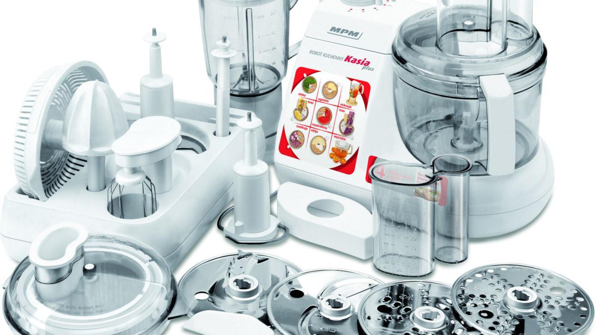 Robot kuchenny Kasia Plus MRK-11 - akcesoria